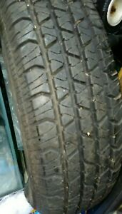 P215 75 R15 Tire Good Condition Treads Fast Ship Out