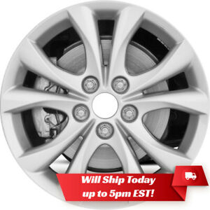 New 17 Replacement Alloy Wheel Rim For 2010 2011 2012 Mazda 3 64929
