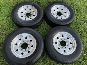 16in Obs Ford F250 Alcoa Truck Wheels 8x6 5 F350 Fseries Rims Forged Rare Real