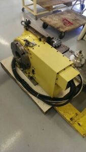 Nikken Cnc321 Cnc Horizontal Or Vertical Rotary Table Indexer 4th 5th Axis