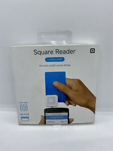 Square Contactless And Chip Reader Credit Card