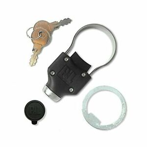 The Gate Defender Universal Collar Lock For Trucks