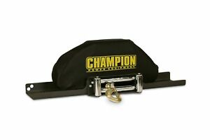 Champion Weather resistant Neoprene Storage Cover For Winches 8000 12 000 Lb