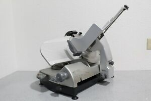 Hobart Hs9 13 Automatic Slicer W sharpener 120v 1ph Great Condtion