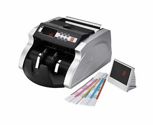 G star Technology Money Counter With Uv mg Counterfeit Bill Detection deluxe