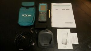 Sokkia Sdr 8100 Data Collector For Survey Total Station Gps Sdr Software