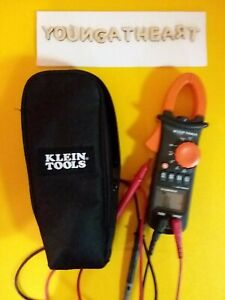 Klein Tools Clamp Meter Cl 100 New