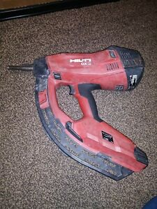 Hilti Gx3 Gas Powered Actuated Nail Gun