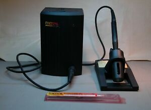Metcal Sp200 Soldering System W New Packaged Replaceable Tip Cartridge usa