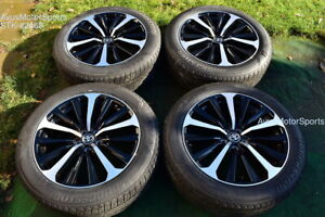 20 Toyota Highlander Xse Oem Factory Wheels And Tires 2021