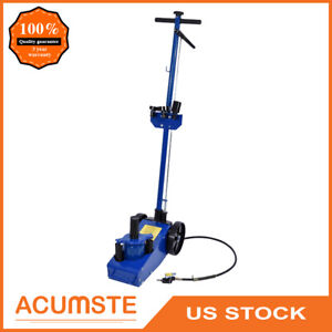 22 Ton Air Hydraulic Floor Jack Car Truck Lift Jack Service Repair Lifting Tool