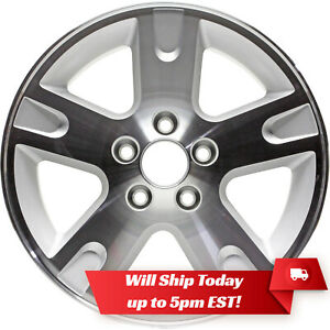 New 16 Machined Silver Alloy Wheel Rim For 2002 2011 Ford Ranger 3463