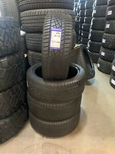225 40r18 92y Xl Bsw Continental Extreme Contact Dws06 Set 4 Used Tire 225 40 18