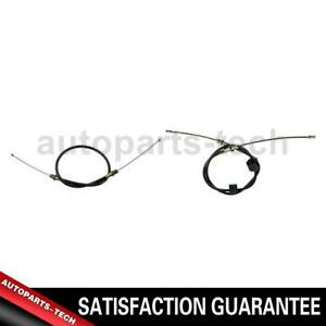 2x Dorman Rear Left Rear Right Parking Brake Cable For 1982 Pontiac Firebird