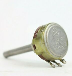 Vintage Allen Bradley 50 Ohm 2 Watt Linear Taper Potentiometer 322903 Type J