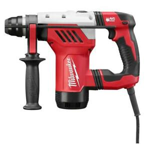 Milwaukee 5268 21 1 1 8 Sds plus Rotary Hammer Kit W Case 8 0 Amp New
