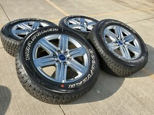 20 Ford F 150 Expedition 2020 Oem Fx 4 Rims Wheels Tires At 2019 2021 10172 New