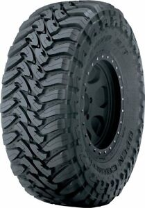 Toyo Tire Open Country M t Mud terrain Tire 265 75r16lt 123p
