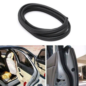 Flexible Edge Trim Weatherstrip Dustproof Rubber Sealing Strip Fit For Car Truck