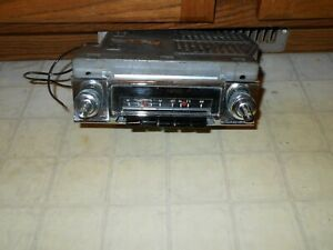 1959 1960 1961 1962 Ford Falcon Thunderbird Lincoln Mercury Edsel Radio