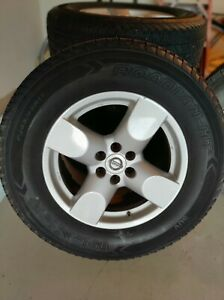 Nissan Xterra Frontier Wheels Rims And Tires 2005