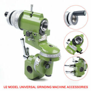 25mm U2 Multi Universal Grinding Machine Grinder Sharpener Milling Cutter New