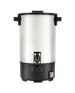 Sybo Rcm035a Commercial Grade Stainless Steel Percolate Coffee Maker Hot Wate