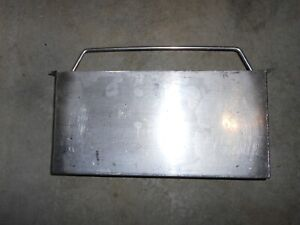 Henny Penny Commercial Hd Ss Oem Grease Catcher Pan For Fryer Model 500