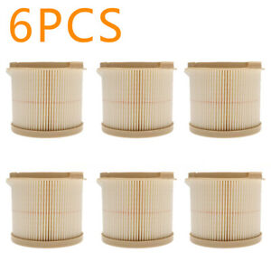 2010pm Or Racor 500fg 500fh Fuel Filter Water Separator For Marine Boat 6pcs