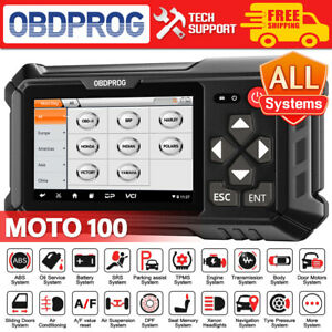 Innova 6100p Abs Srs Airbag Reset Obd2 Scanner Car Code Reader Diagnostic Tool