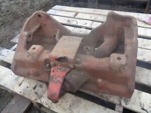 Farmall C Sc 200 230 Complete Steering Gear Housing 351120 R1