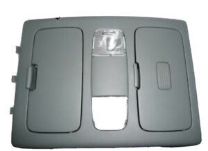 2005 2011 Toyota Tacoma Gray Overhead Roof Console W Lights Oem