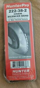 Brake Lathe Solid Non vented Rotor Adjustable Chain Silencer Band