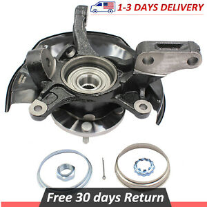 Wheel Hub Bearing Knuckle Assembly For 1997 2001 Toyota Camry Front Left Driver