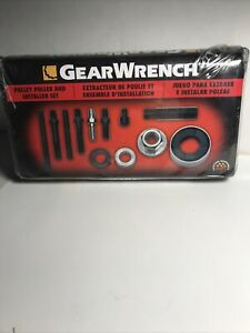 Gearwrench Pulley Puller And Installer Set 2897d Alternator Power Steering New