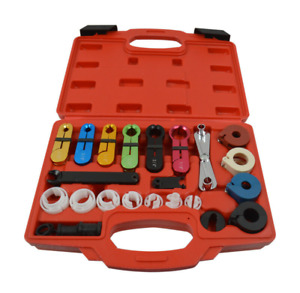 22xcar Air Conditioning Hose Oil Fuel Pipe Line Disconnect Tool Remover Set Usa
