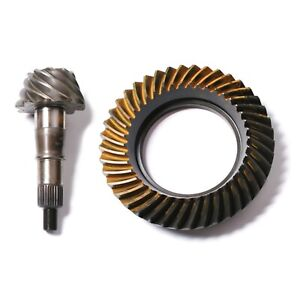 Differential Ring And Pinion Xl Front Rear Alloy Usa F88 456