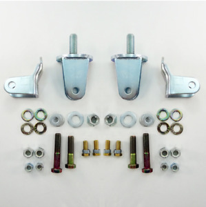 Upr 1979 2004 Mustang Bolt In Rear Coilover Bracket Kit