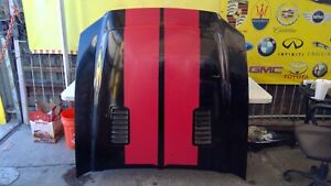 2010 2011 2012 Ford Mustang Hood Replacement Bmc