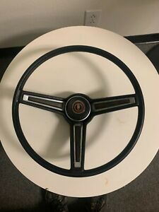 1969 Olds Oldsmobile Cutlass 442 Sport Steering Wheel N 34 N34 Option