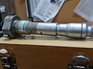 Spi Id Tri Micrometer 2 0 2 4 Used Condition W Ratchet