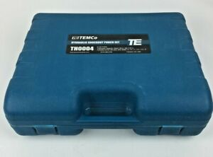 Temco Th0004 2 Hydraulic K o Punch Elect Conduit Hole Cutter metric Threads