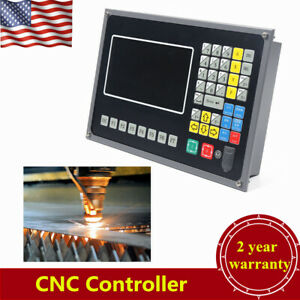 2 Axis Lcd Cnc Controller Control System For Flame Plasma Cutting Machine Usa