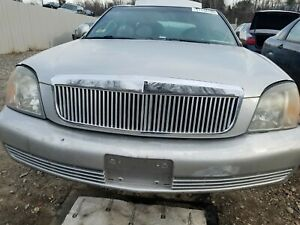 2000 2005 Cadillac Deville E g Classic Vertical Bar Chrome Grill Rolls Royce