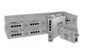 Comnet Clfe16eoc 16 Ch Ethernet Over Coax Extender W pass through Poe