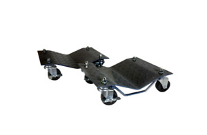 Car Dolly Under Vehicle Tire Skates Heavy Duty Roller Wheel Casters