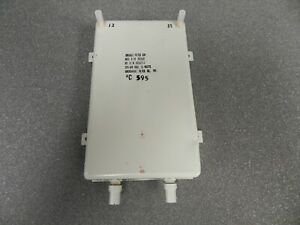 Microwave Filter Company 2510 2 505527 1 Tunable Filter Uhf 15w 225 400 Mhz