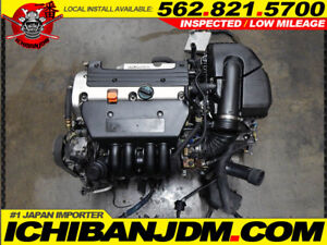 Acura Rsx Motor K20a Base Model Engine Dc5 Integra K20a3 Civic Si Ep3 2002 2006