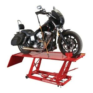 Motorcycle Lift 1000 Lb 1 2 Ton Capacity Lift Atv Lift Bike Stand Jack Table