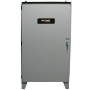 Generac Guardian 600 amp Outdoor Automatic Transfer Switch 120 208v